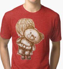 You Can't See Me...? You Won't See Me! Tri-blend T-Shirt