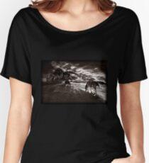 Horses 3 T shirt Women's Relaxed Fit T-Shirt