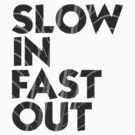 Slow In Fast Out by TexTs