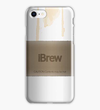 Coffee Cup iPhone Case/Skin