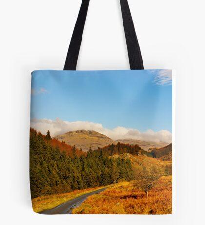 Duddon Valley Autumn Tote Bag