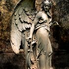 An Angel to watch over you. by Lee d'Entremont