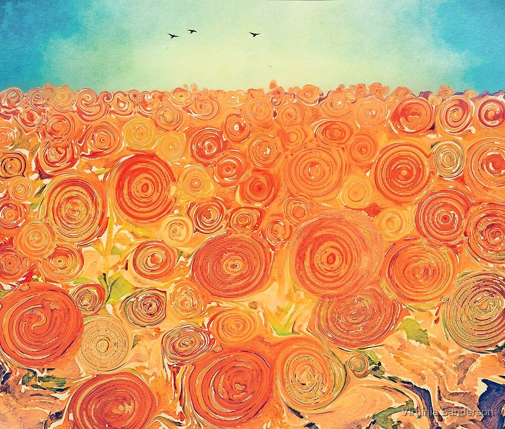 Growing Season by Virginia Sanderson