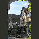 Cheyney Court, Winchester for iPhone by Philip Mitchell