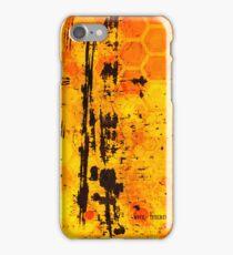 Rusty sci-fi iPhone Case/Skin