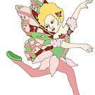 Rose Fairy Dancer by redqueenself