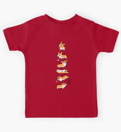 Cutie Corgis Kids Clothes