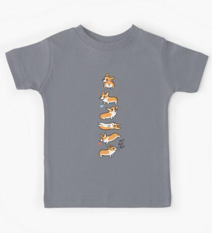 Cutie Corgis Kids Clothes