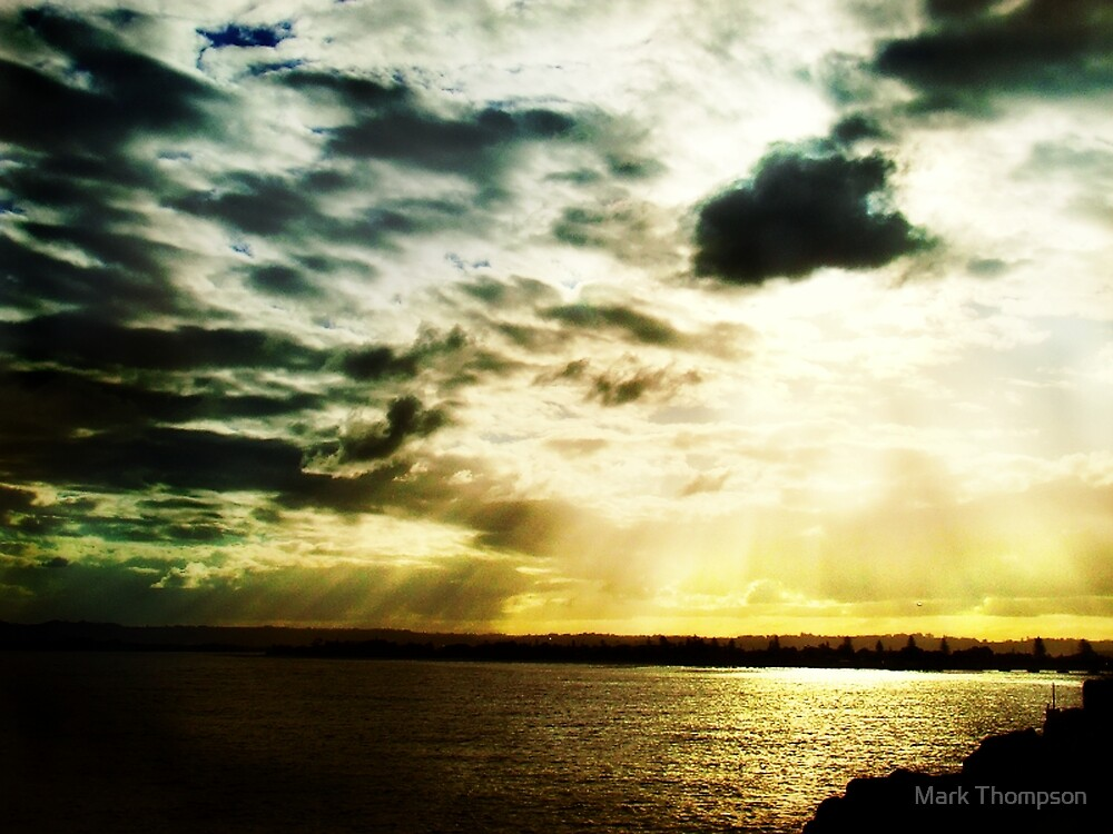 light always wins by mark thompson