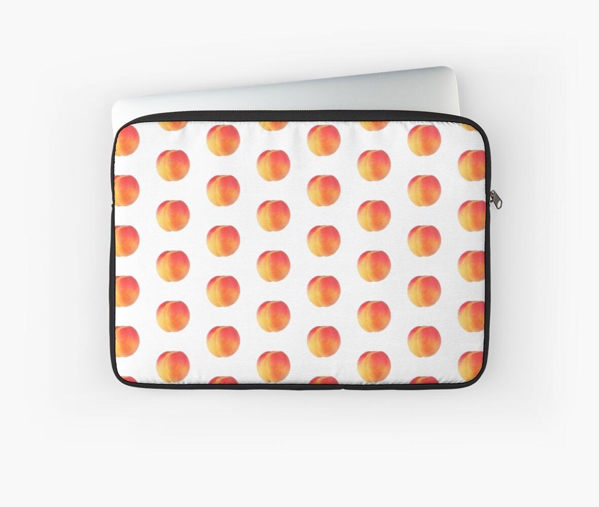 Peachy by peachibb