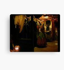 Witches Boutique Canvas Print