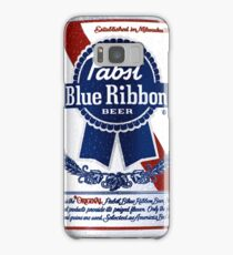 Pabst Blue Ribbon Can Samsung Galaxy Case/Skin