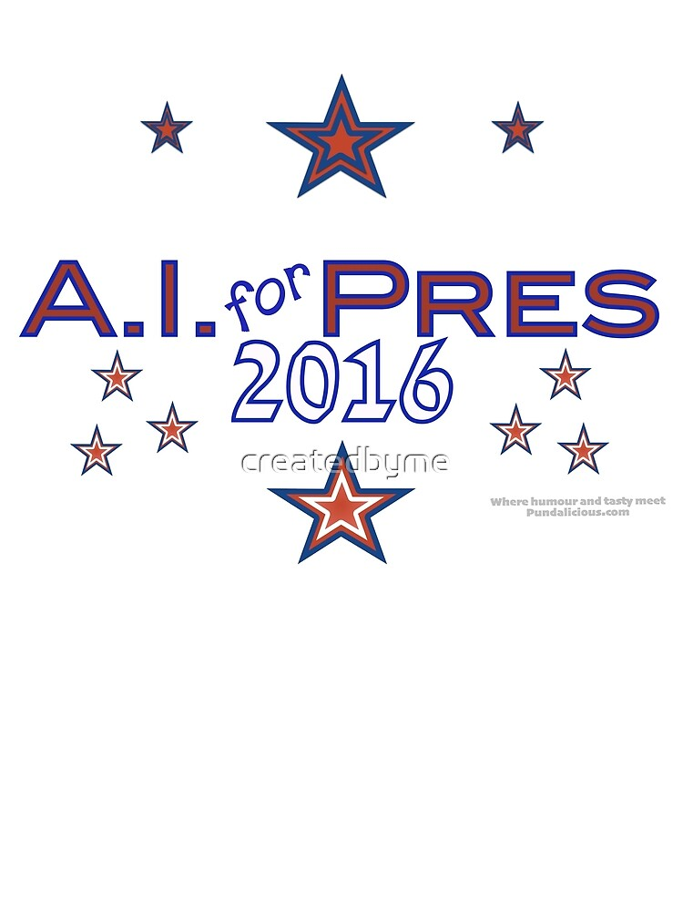 AI For President by createdbyme