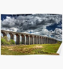 Ribblehead Viaduct ll Poster