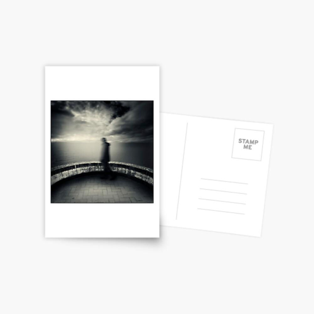 Shadows of Catalunya I Postcard