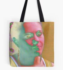 Substance Over Image Tote Bag