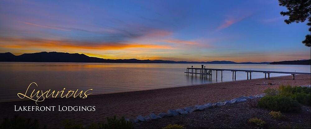 Lake Tahoe Luxury Vacation Rentals by AlfredBenesusa