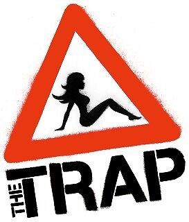 Girl Trap Sticker by DjRainz