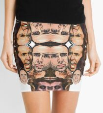 The Cage Mini Skirt
