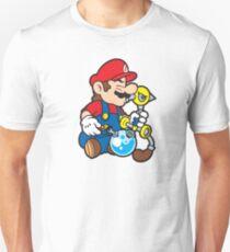 Camiseta ajustada Super Stoned Mario