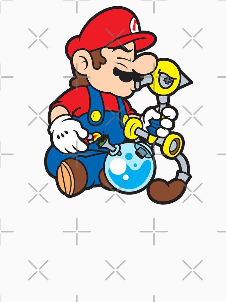 Super Stoned Mario de StrainSpot