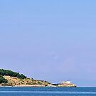 Mytiline castle - Lesvos, Greece by George Limitsios