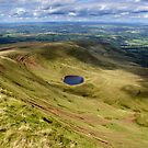 A Tarn on the Brecon Beacons by Andy Coleman