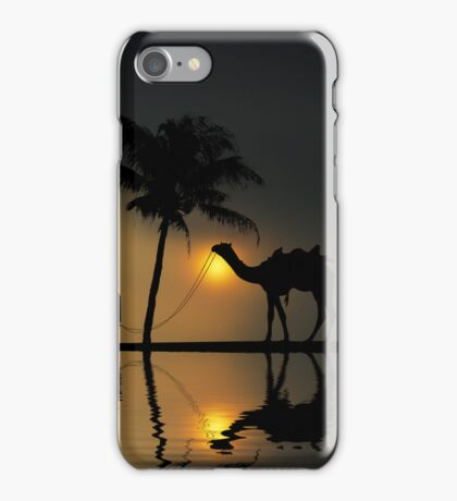 Night walk for iphone iPhone Case/Skin