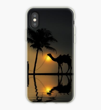 Night walk for iphone iPhone Case