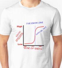 The Ewok Line Unisex T-Shirt