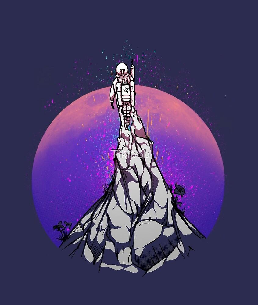 Spacebound by Tikibob