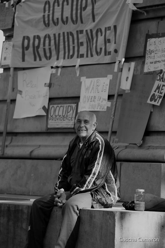Occupy Providence by Sascha Cameron
