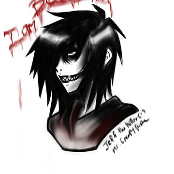 Jeff the Killer by Euphobea