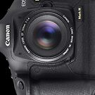 Canon EOS-1Ds Mark III by TexTs