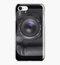 Canon EOS-1Ds Mark III iPhone Case/Skin