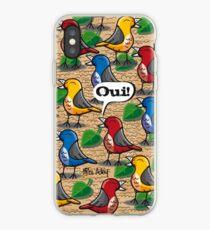 """The Birds of Jardin du Luxembourg"" (2010) iPhone Case"