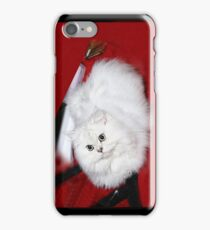 Simba is waiting to take your call - iPhone case iPhone Case/Skin