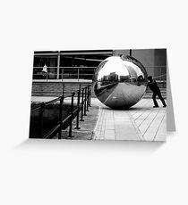 Clarence Dock - Leeds Greeting Card