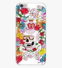El Dia de Los Muertos iPhone Case