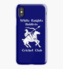 White Knights Baldivis Cricket Club iPhone Case/Skin
