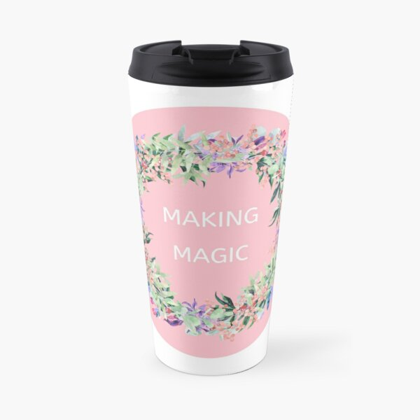 Making Magic Travel Mug