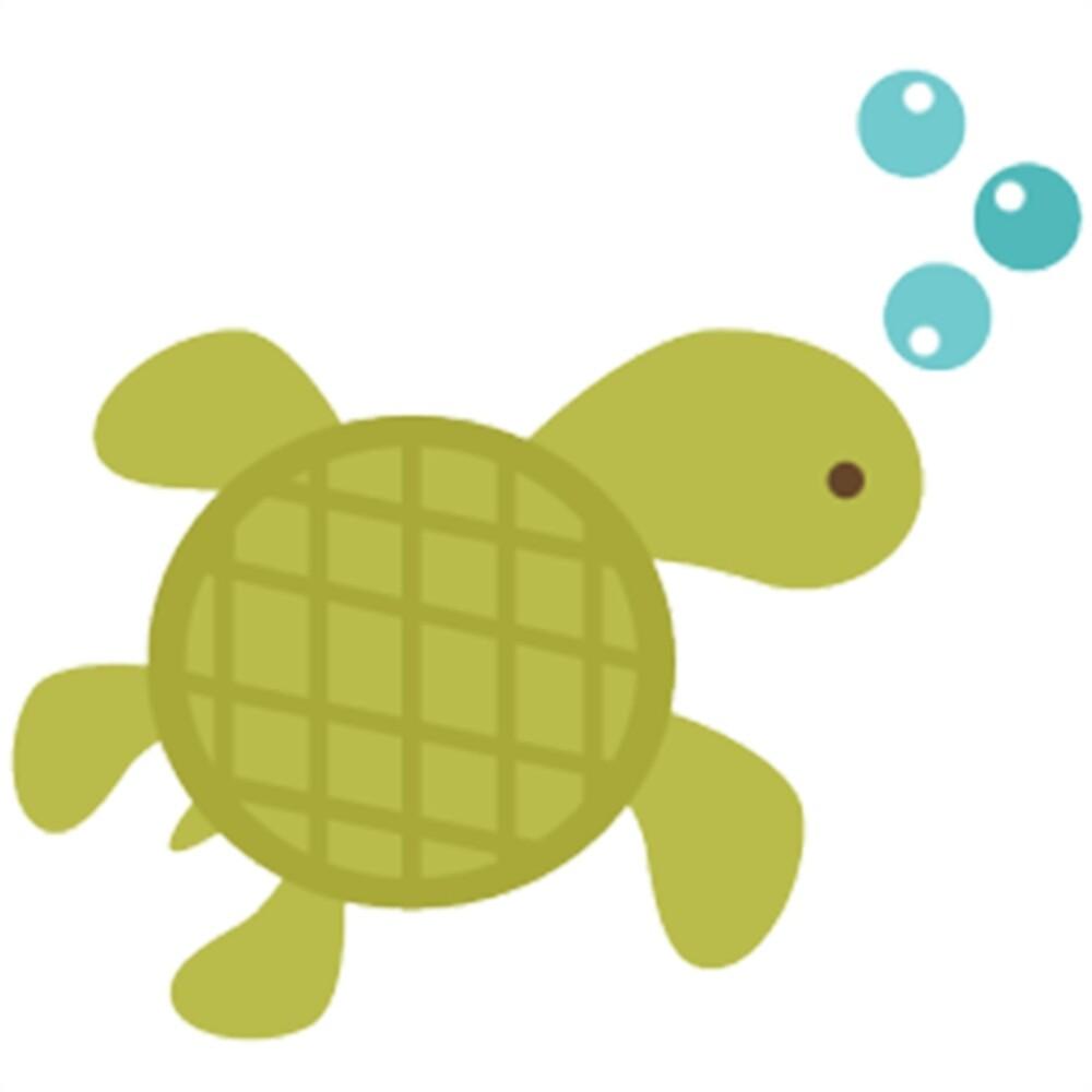 Cute Turtle by nevertoolatexx