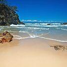 South Gorge, North Stradbroke Island Qld Australia by Beth  Wode