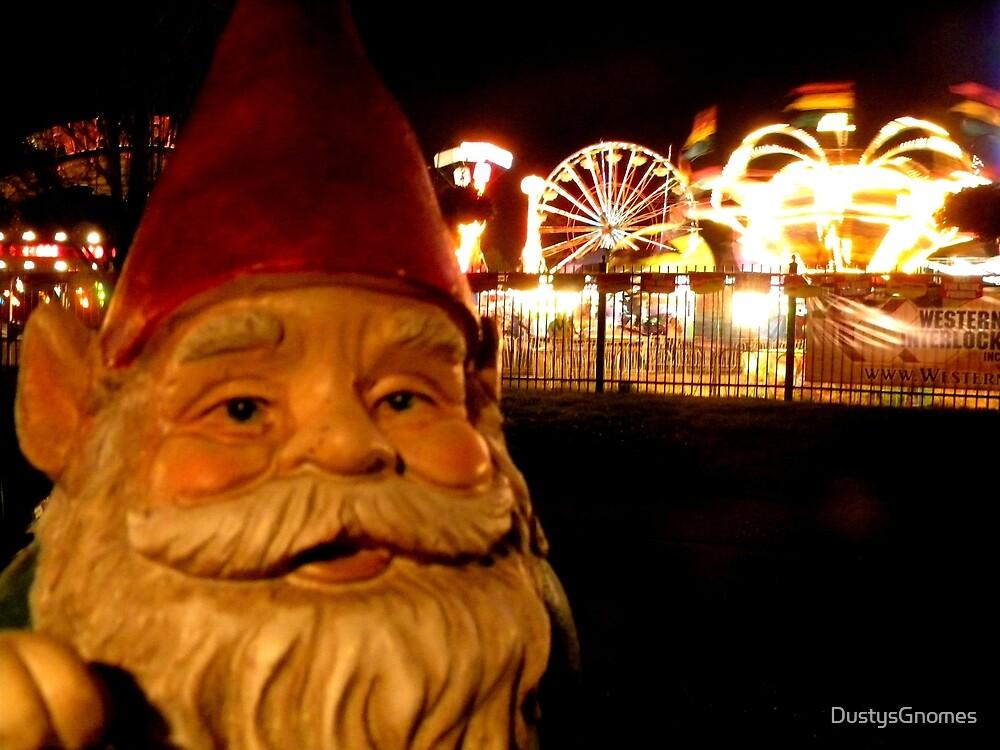 Carnival Gnome by DustysGnomes