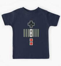 Push my buttons Kids Tee