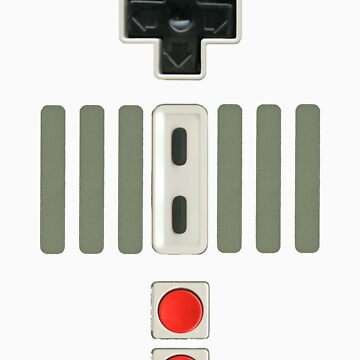 Push my buttons by sindresolhaug