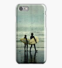 Surfer Dudes - TTV iPhone Case/Skin