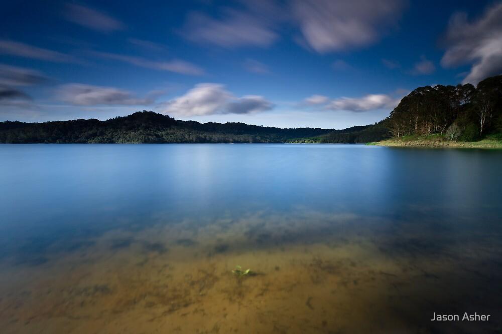Lake Baroon, QLD - Australia by Jason Asher