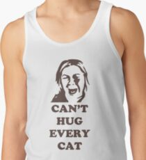 Can't Hug Every Cat Tank Top