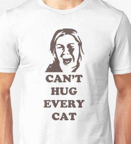 Can't Hug Every Cat T-Shirt